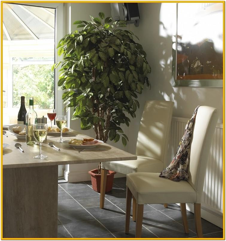 Decorating Living Room With Artificial Plants