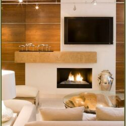 Decorating Living Room With Fireplace And Tv
