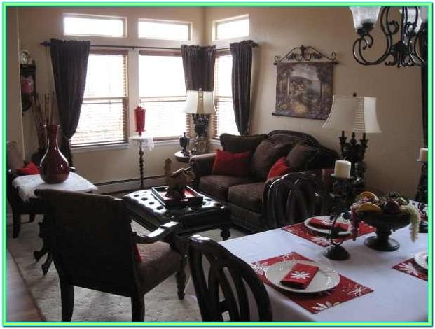 Decorating Small Living Room And Dining Room