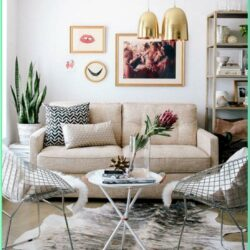 Decorating Small Living Rooms Pinterest