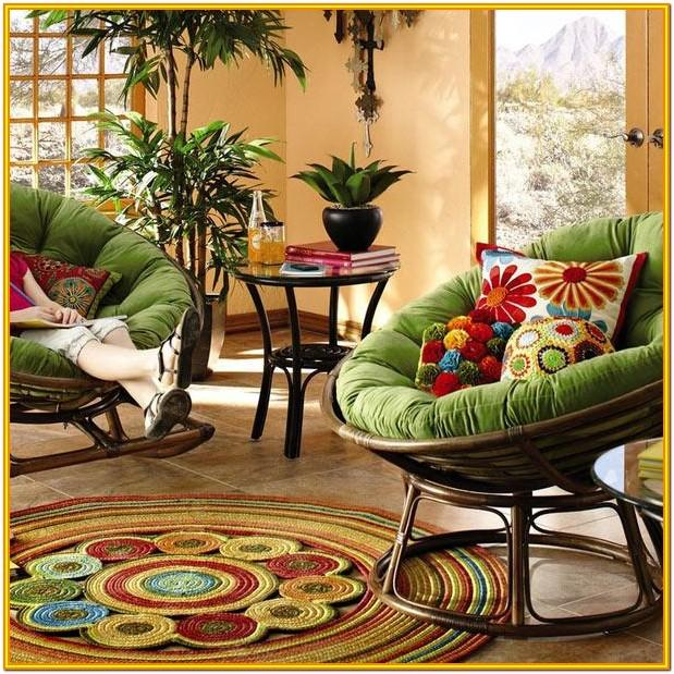 Decorating With 2 Chairs In Living Room
