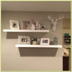 Decorations For Shelves In Living Room