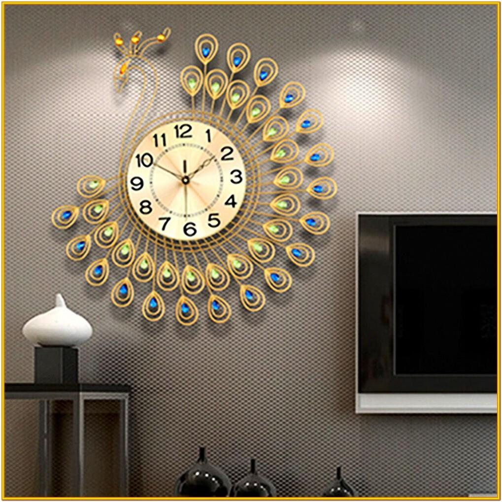 Decorative Living Room Wall Clocks
