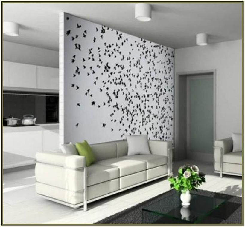 Decorative Paint Ideas For Living Room