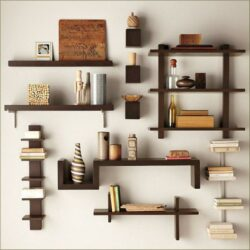 Decorative Shelves Ideas Living Room