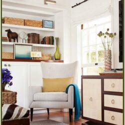 Decorative Storage For Living Room