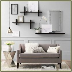 Decorative Wall Shelves For Living Room