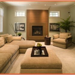 Design For Living Room Fireplace