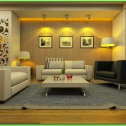 Design Living Room Online 3d