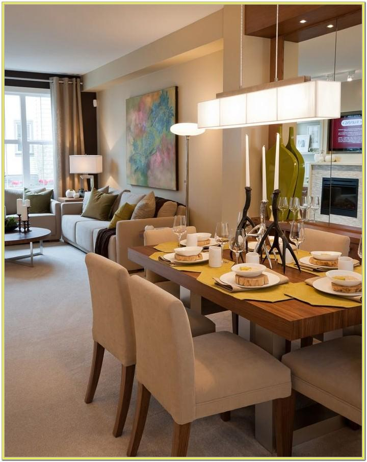 Design Small Living Room Dining Area