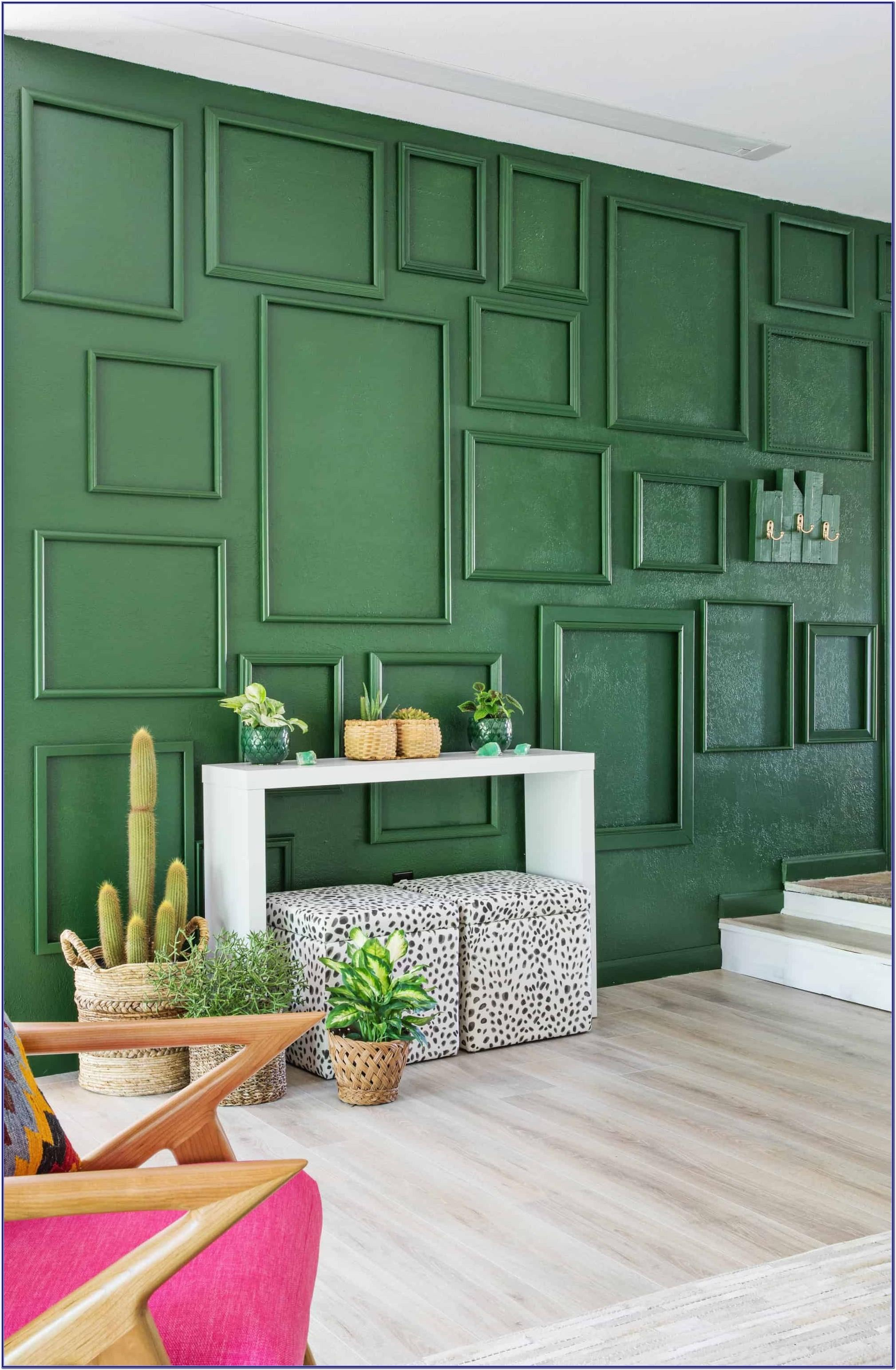 Diy Living Room Accent Wall Ideas