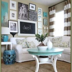 Diy Living Room Decorating On A Budget