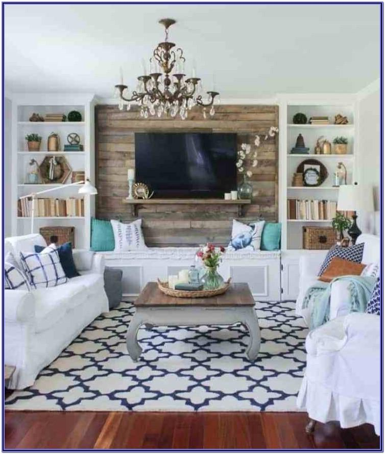 Diy Living Room Wall Ideas