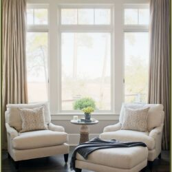 Drapery Ideas For Living Room Windows