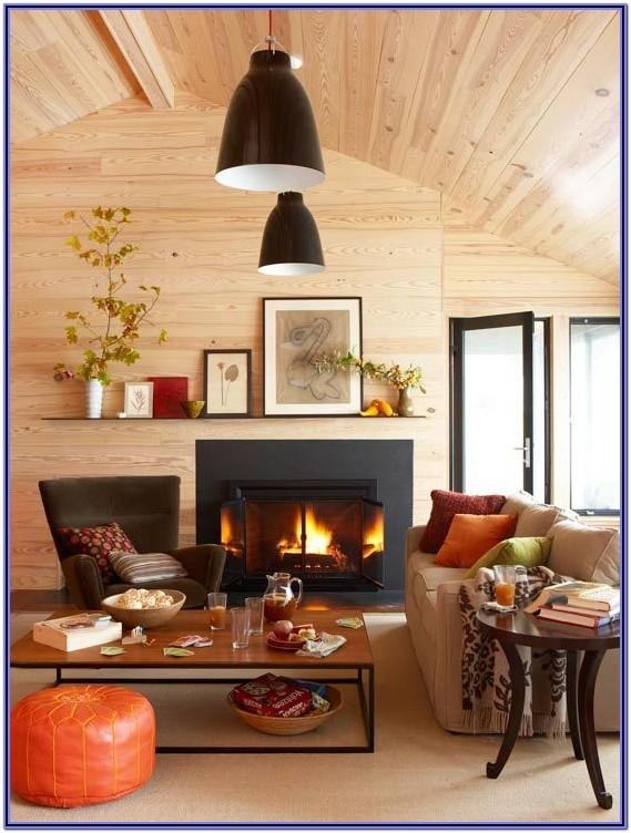 Fall Decor Living Room Ideas