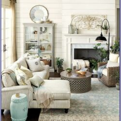 Farm Decor Living Room