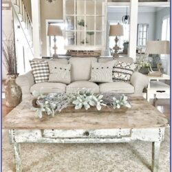 Farm Style Decor For Living Room