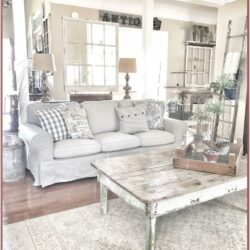 Farmhouse Country Chic Decor Living Room