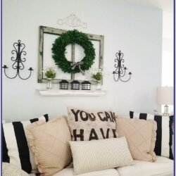 Farmhouse Decor For Living Room Walls