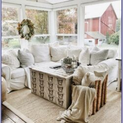 Farmhouse Decor For Small Living Room