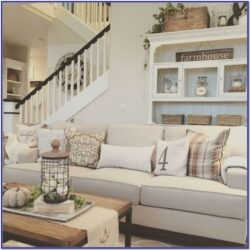 Farmhouse Decor Ideas For Living Room