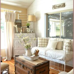 Farmhouse Style Farmhouse Living Room Decor Ideas