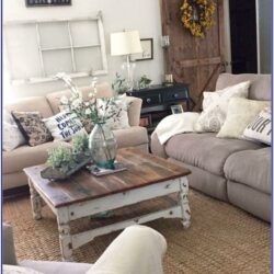 Farmhouse Style Living Room Decor