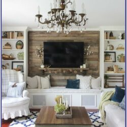 Farmhouse Style Living Room Wall Decor