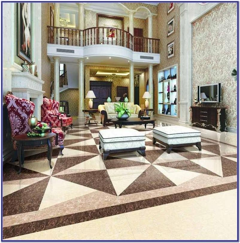 Flooring Design For Living Room