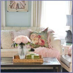 Floral Designs For Living Room