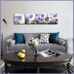 Floral Living Room Decorations