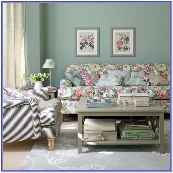 Floral Sofa Living Room Ideas