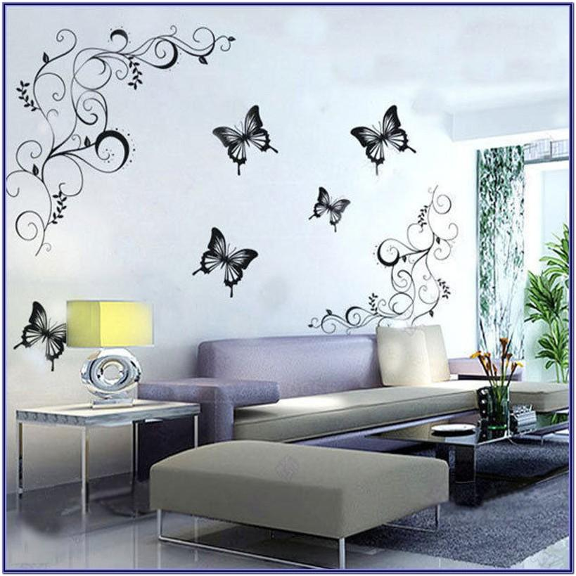 Flower Wall Decor For Living Room