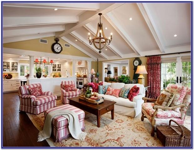 French Country Design Living Room