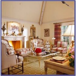 French Country Home Decor Living Room