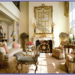 French Decorating Ideas Living Room