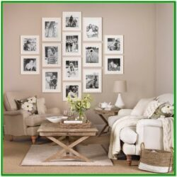 Gallery Wall Decoration Ideas For Living Room