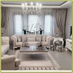 Glam Living Room Decor Ideas