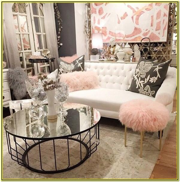 Glam Living Room Wall Decor