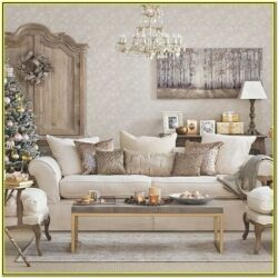Gold And Silver Living Room Decor