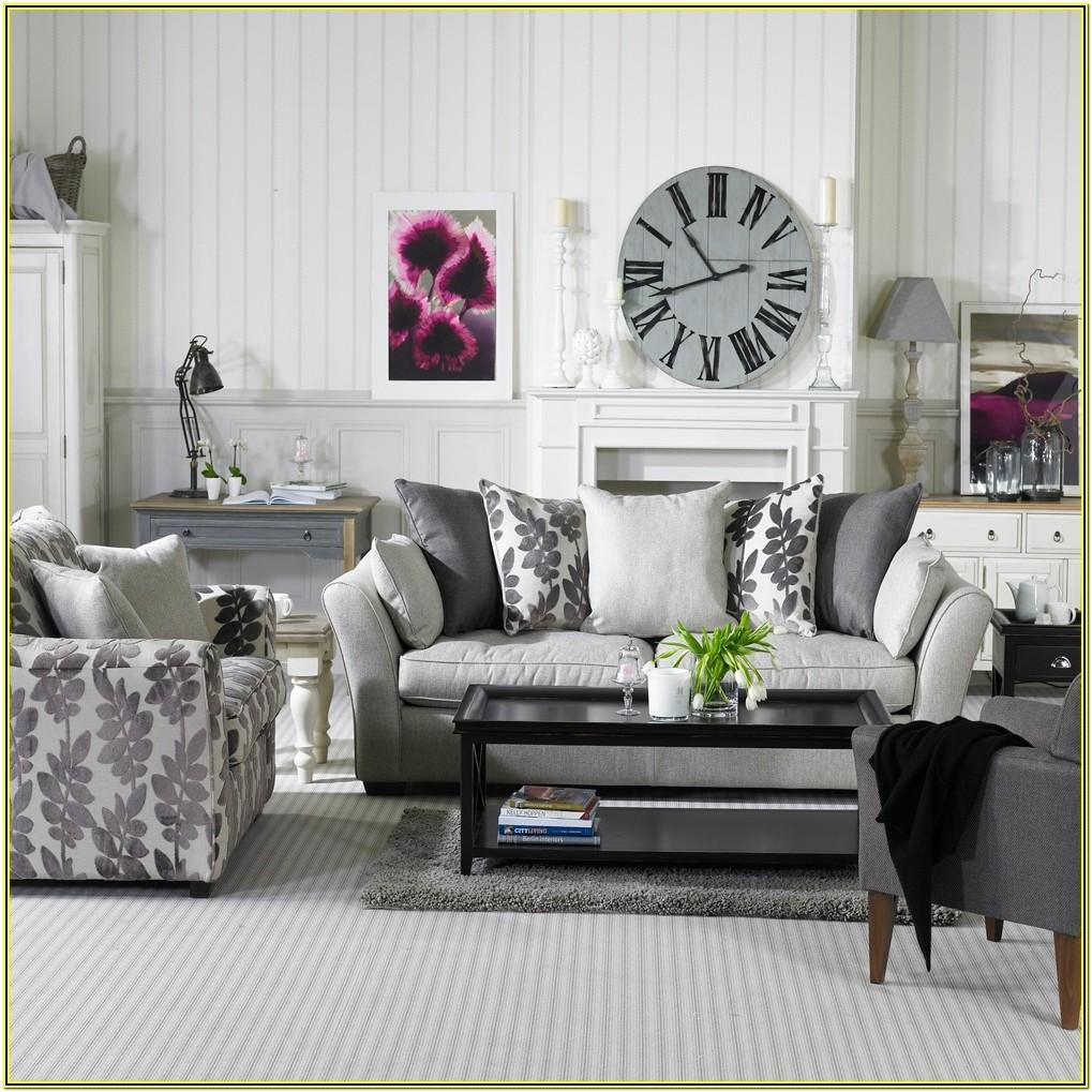 Gray Living Room Decor Ideas