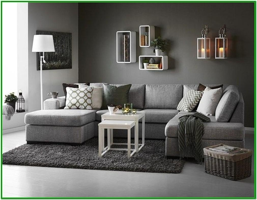 Gray Modern Living Room Decor