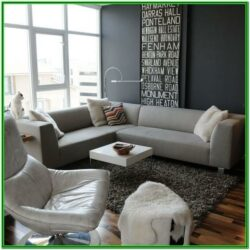 Gray Sofa Living Room Decor Ideas