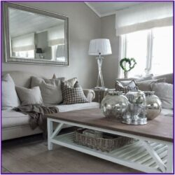 Grey And Silver Living Room Decor