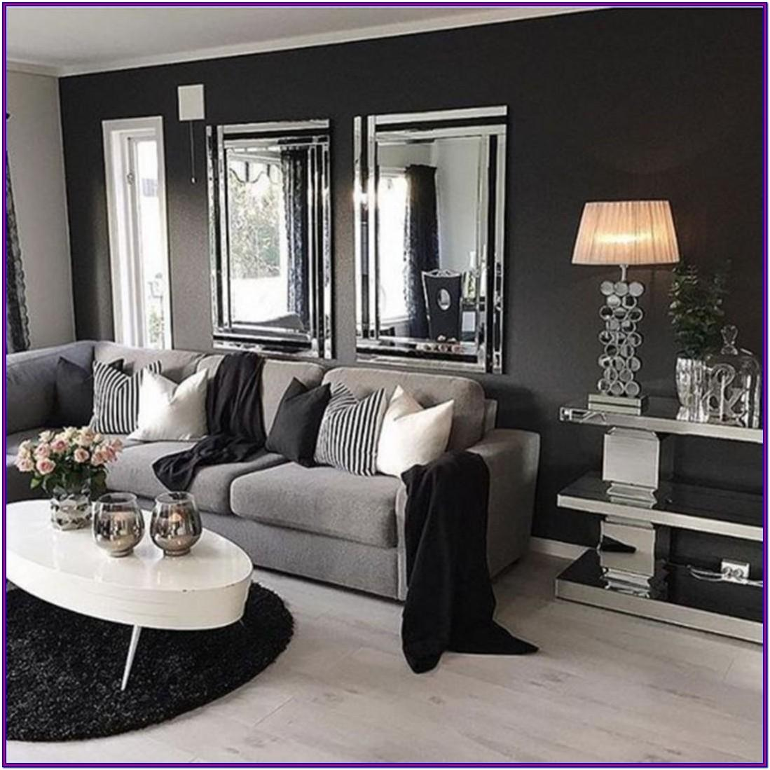 Grey Living Room Decor Ideas Charcoal Grey
