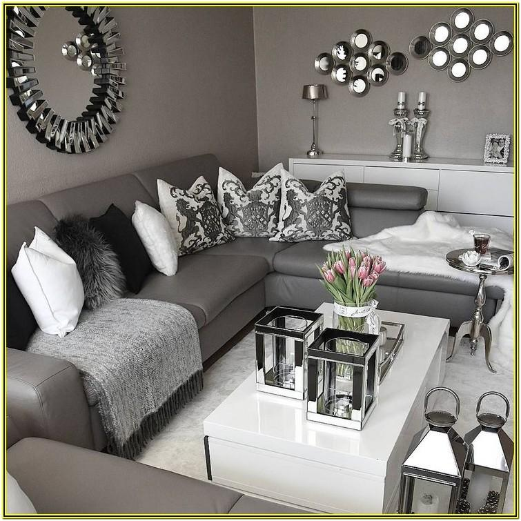 Grey Living Room Decor Pinterest