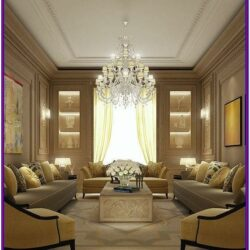 Gypsum Decoration Living Room
