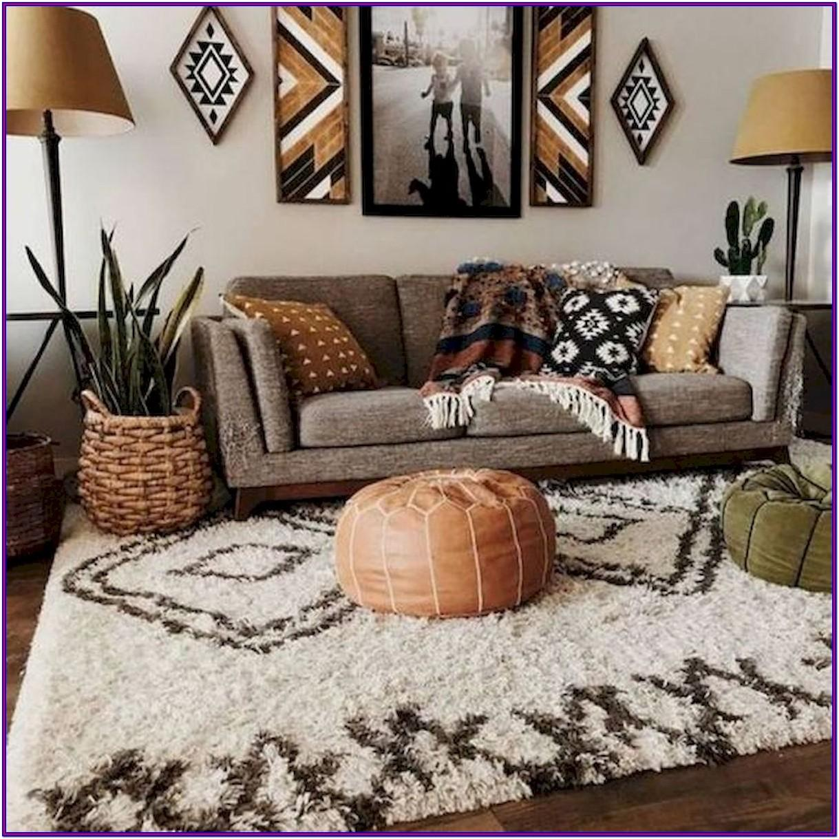 Gypsy Decorations Ideas Living Room