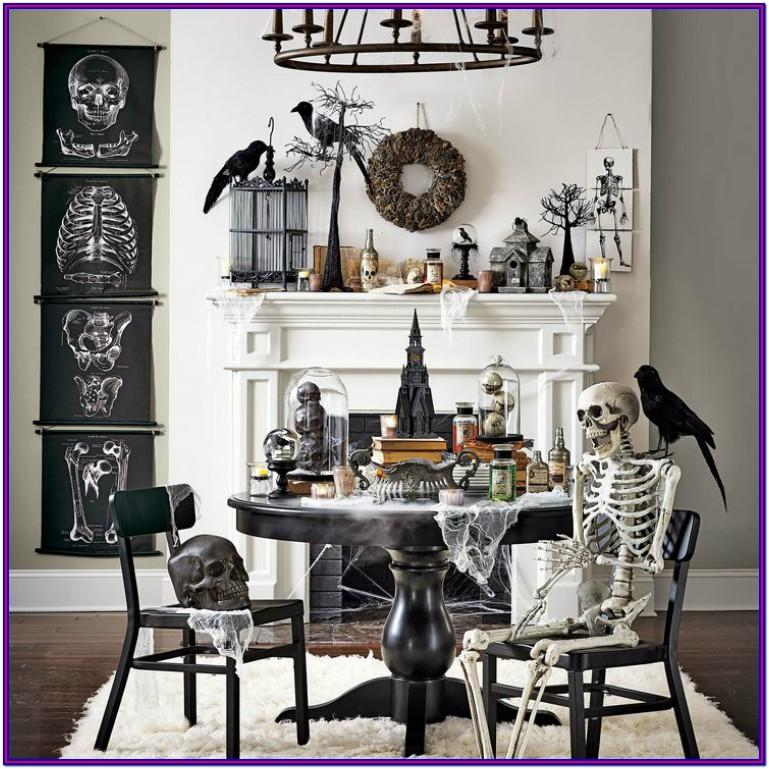 halloween living room decorating ideas