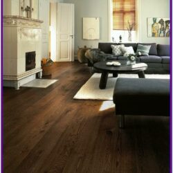 Hardwood Floor Living Room Decor